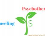 Tham vấn tâm lý và Trị liệu tâm lý